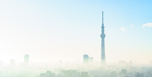 The Japanese Magnificent Scenery in Tokyo 【No 3】|Skytree, Tokyo