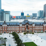 Tokyo Station and Marunouchi | Japanese Magnificent Scenery Tokyo